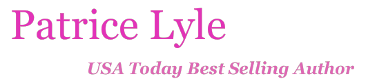 Patrice Lyle - Amazon Best Selling Mystery Author